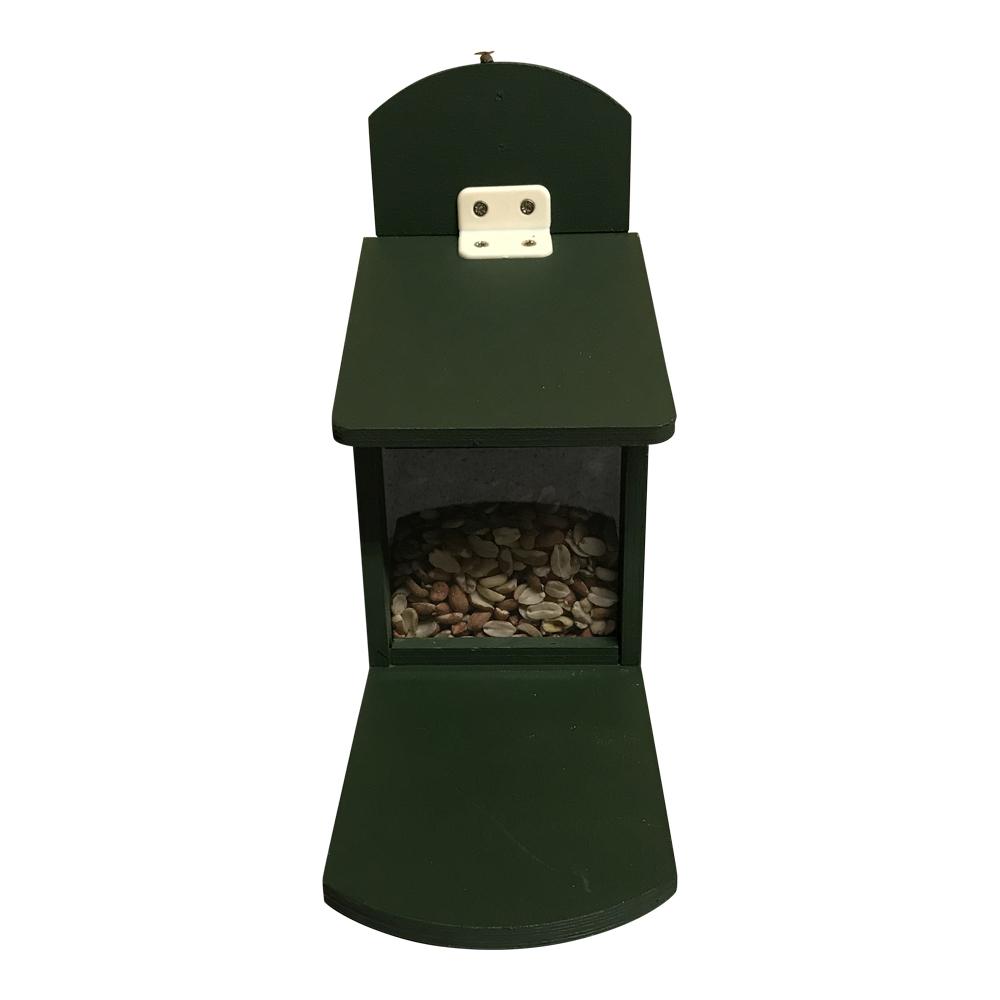 Image of   Egern foderautomat