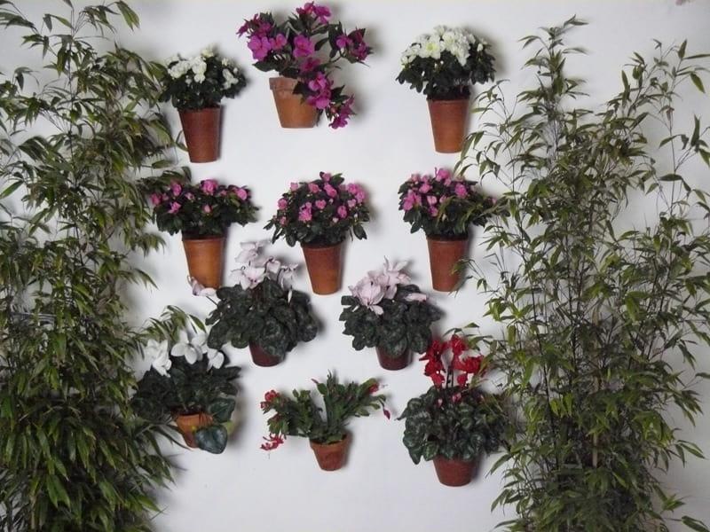 Image of   5 Pot Hangers/væg ophæng til potter