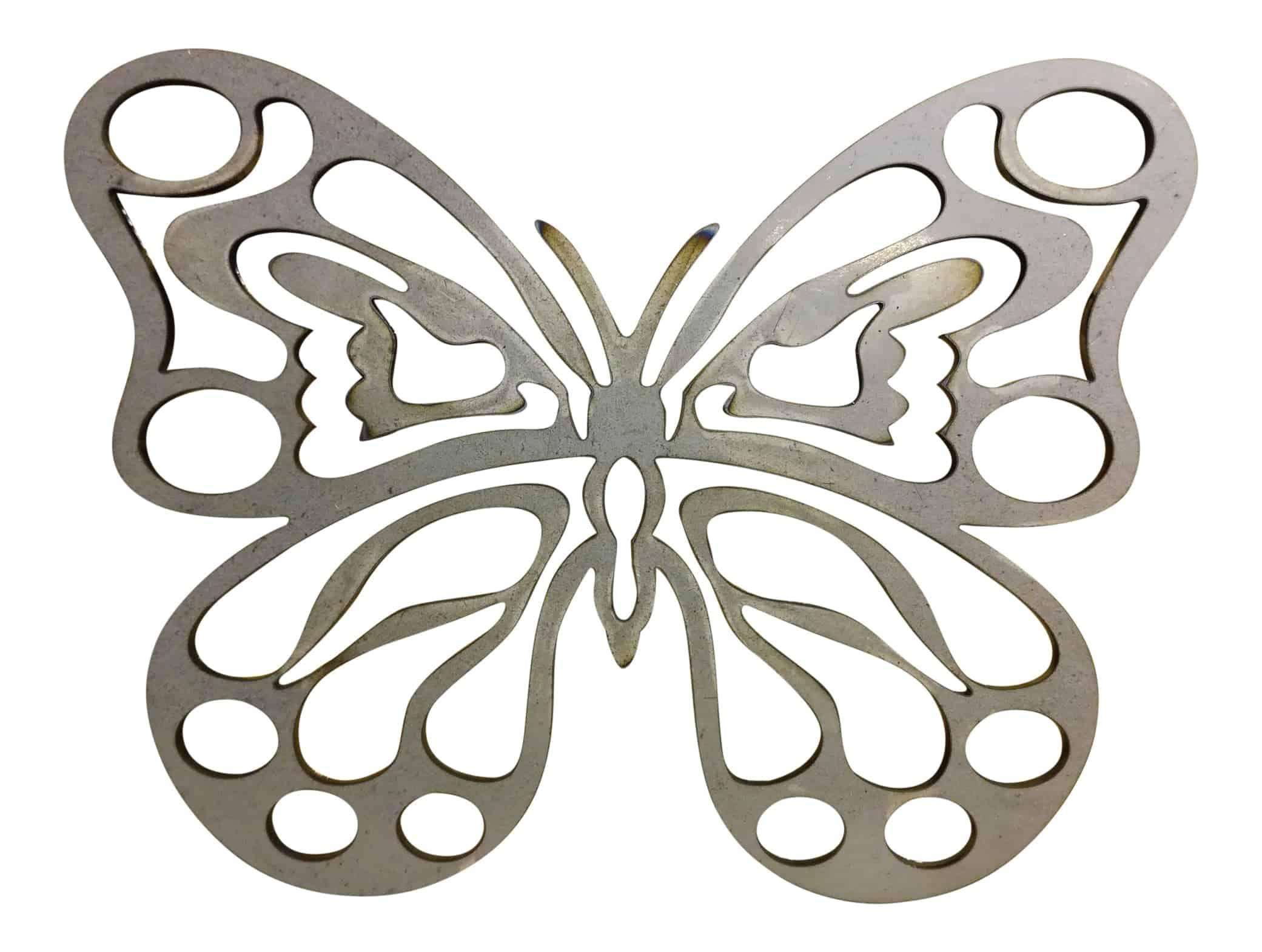 Image of   Luksus sommerfugl