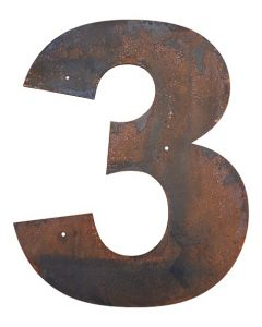 Rusten nummer 3