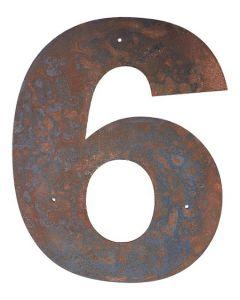 Nummer 6 rusten