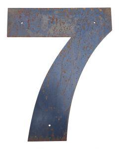 7 rusten nummer