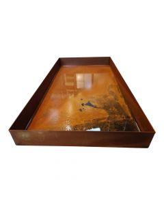 firkantet-spejlbassin-rustfarve