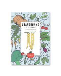 Stangbønne frø - Neckargold