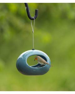 Oval vandtrug til fugle