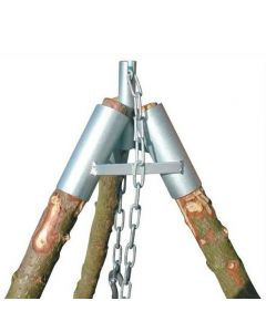 Trefod til rafter med 2 meter kæde