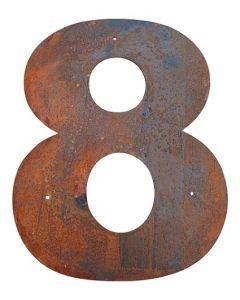 Rusten nummer 8