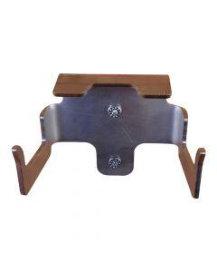 Skateboard og løbehjuls ophæng - Rustfrit stål